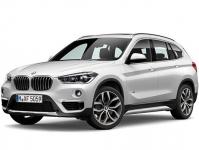 BMW X1 2-е поколение (F48) 2015 - наст. время, коврик в багажник