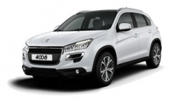 Peugeot 4008 2012 и новее, коврики в салон