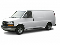 Chevrolet Express 1996 - 2002, ковры в салон