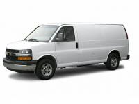 Chevrolet Express 1-е поколение 1996-2002, ковры в салон