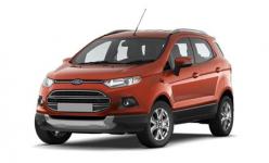 Ford Ecosport II 2012 и новее, автоковрики