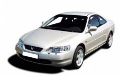 Honda Accord 6-е поколение правый руль 1997-2002, ковры в салон