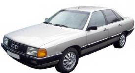 Audi 100 (C4) 4-е поколение 1990-1994, коврики