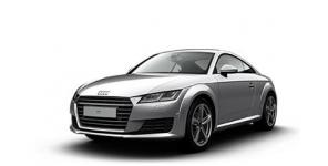 Audi TT II 2006-2014, ковры салонные