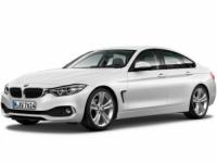 BMW 4 F32/33 2013 и новее, салонные коврики