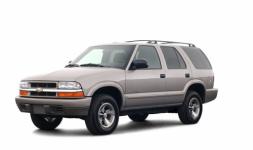 Chevrolet Blazer 2-е поколение 1994-2005, коврики
