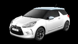 Citroen DS3 2009-2015, автомобильные коврики