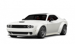 Dodge Challenger 3-е поколение 2008 - нас. время, коврики
