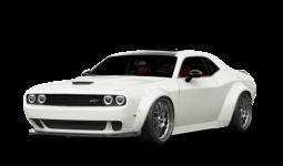 Dodge Challenger II 2008 и новее, коврики