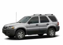 Ford Escape 1-е поколение 2000-2007, ковры в салон