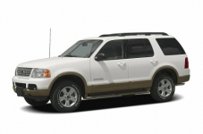Ford Explorer III 2002-2005, автомобильные коврики