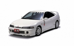 Honda Integra (DC5) 4-е поколение правый руль 2001-2006, ковры в салон