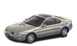 Honda Prelude IV правый руль 1992-1996, ковры в салон