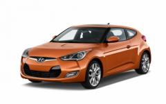 Hyundai Veloster 2011-2017, автоковрики