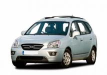 Kia Carens (UN) 2-е поколение 2006-2012, автоковрики