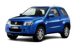 Suzuki Grand Vitara 3-е поколение (3D) 2005-2015, коврики в салон