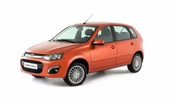 Lada Калина II 2013 и новее, автоковрики