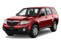 Mazda Tribute 2-е поколение 2007-2011, коврики в салон