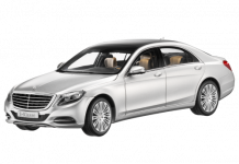 Mercedes S-класс W222 2013 и новее, ковры в салон