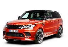 Land Rover Range Rover Sport 2-е поколение 2013 - наст. время, коврики