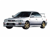 Subaru Legacy 2-е поколение (BD/BG/BK) 1993-1999, автоковрики