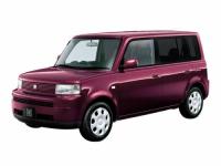 Toyota bB I правый руль 2000-2005, ковры в салон