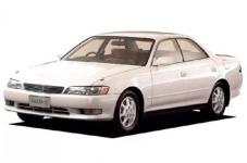 Toyota Chaser X90 правый руль 1991-1996, автоковрики
