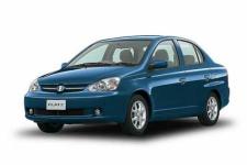 Toyota Echo (XP10) 1-е поколение 1999-2005, коврики