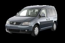 Volkswagen Caddy Life 3-е поколение 2004-2015, коврики в салон