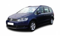Volkswagen Sharan Phase 1.75 2004–2010, коврики
