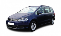 Volkswagen Sharan Phase 1.75 2004–2010, коврики