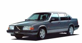 Volvo 940 1988-1998, ковры в салон