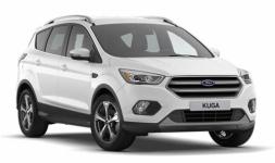 Ford Kuga 2 рестайлинг 2016 и новее, коврики