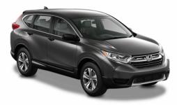 Honda CR-V 5-е поколение 2016 - наст. время, коврики в салон