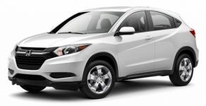 Honda HR-V II 2015 и новее, автоковрики