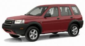 Land Rover Freelander 1-е поколение 1997-2006, коврики