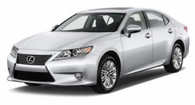 Lexus ES 6 2012 и новее, ковры в салон