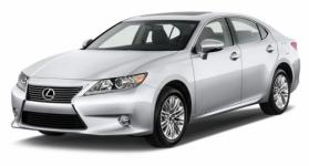 Lexus ES 6-е поколение 2012-2018, ковры в салон