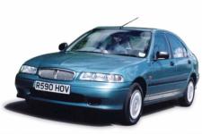Rover 400 2-е поколение (HH-R) 1995-2000, салонные коврики