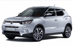 SsangYong XLV 2016 и новее, автоковрики