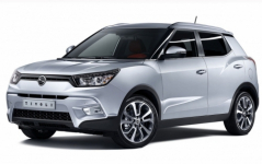 SsangYong (XLV) 2016 - наст. время, автоковрики