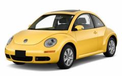 Volkswagen Beetle (A4) 1-е поколение 1997-2010, коврики