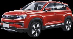 Changan CS 35PLUS 2018 - 2020, автомобильные коврики
