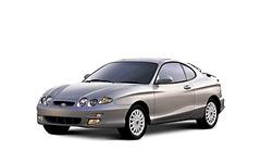 Hyundai Coupe (RD/RD2) 1-е поколение 1996-2002, автоковрики