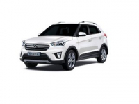Hyundai Creta 1-е поколение 2016 - наст. время, коврики в салон