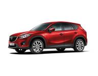 Mazda CX-5 2011 и новее, ковры в салон