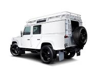 Land Rover Defender (5D) 1-е поколение 1983-2016, автомобильные коврики
