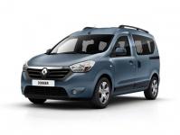 Renault Dokker 2012 - 2020, коврики в салон