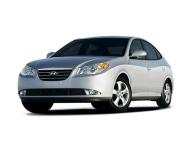 Hyundai Elantra (HD) 4-е поколение 2006-2011, ковры в салон