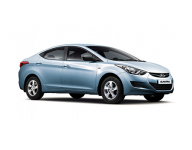 Hyundai Elantra 5 2011 и новее, автомобильные коврики